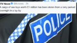 These comments about England's biggest 'X-Rated' heist are bloody gold