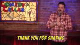 This Comedian asked for audience participation, he wasn't ready for the response