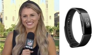 NFL Correspondent busted her ex cheating thanks to his Fitbit