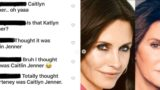 Courteney Cox's response to fans mistaking her for Caitlyn Jenner is gold