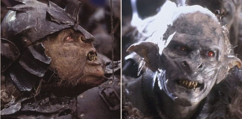 The LOTR television series is desperate for actors who resemble 'Orcs'