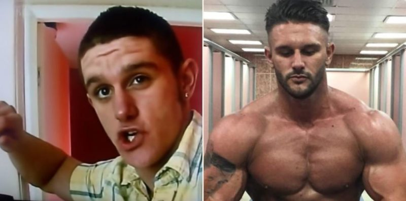 The viral 'Fish and Rice Cakes' bloke has turned into a bloody rig
