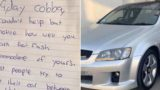 Sheila responds to incredibly polite bad parking note