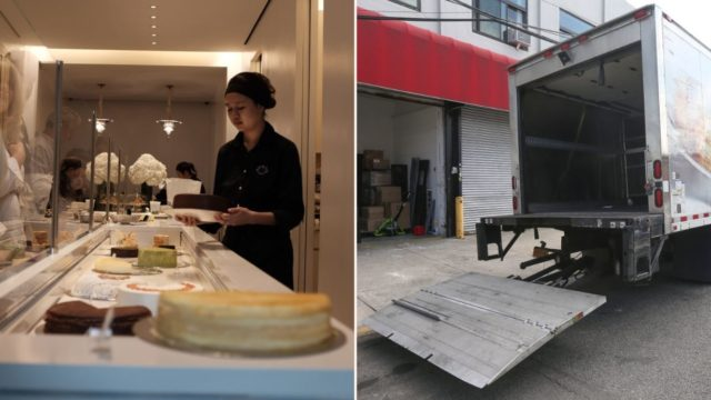 Bakery worker steals $90,000 worth of wildly expensive cakes