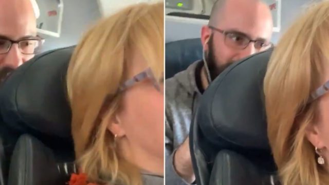 "Airline CEO explains seat reclining etiquette in the wake of ""bloke punching sheila's seat"" video"