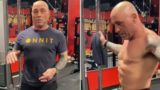 The Carnivore Diet has gotten Joe Rogan ripped but it took some getting used to