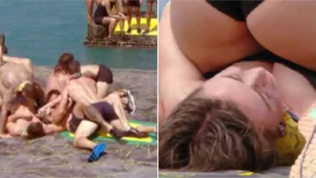 "This Aussie Survivor challenge should've had a bloody ""adults only"" rating"