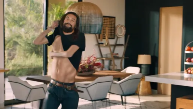 Jason Momoa's bizarre new TV ad left viewers bloody confused