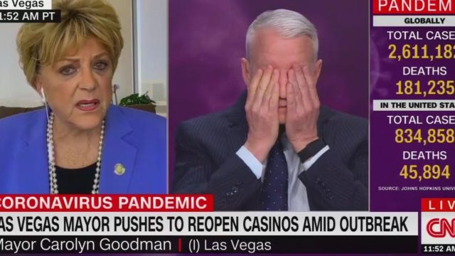 Vegas Mayor gives unhinged interview proposing 'experiment' on residents
