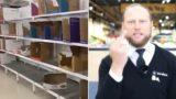 Aussie Supermarket Director had brutal response for hoarder returning goods