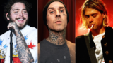 Post Malone & Travis Barker rock out in live-streamed Nirvana tribute concert