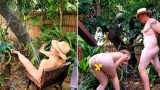 """World Naked Gardening Day"" is a thing and we've got the bloody best bits here"
