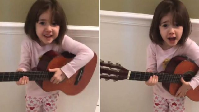 "8-year-old's original song ""I wonder what's inside your butthole"" is a f*@#en smash hit online"