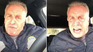 Vic DiBitetto's viral rant has struck a nerve across the globe
