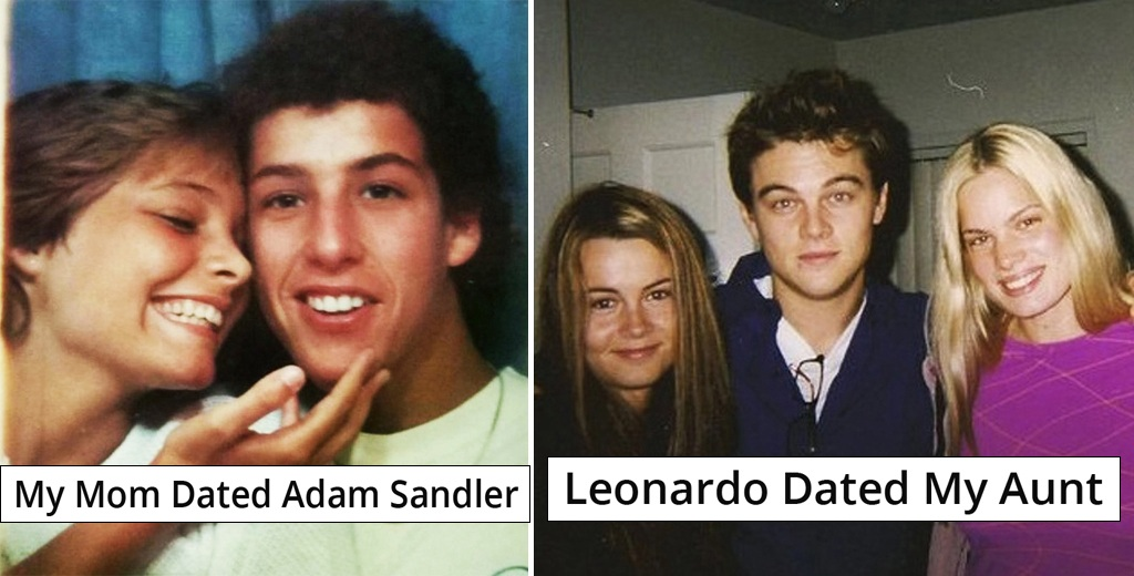 These 13 people realized they dated celebs before they were famous, share evidence