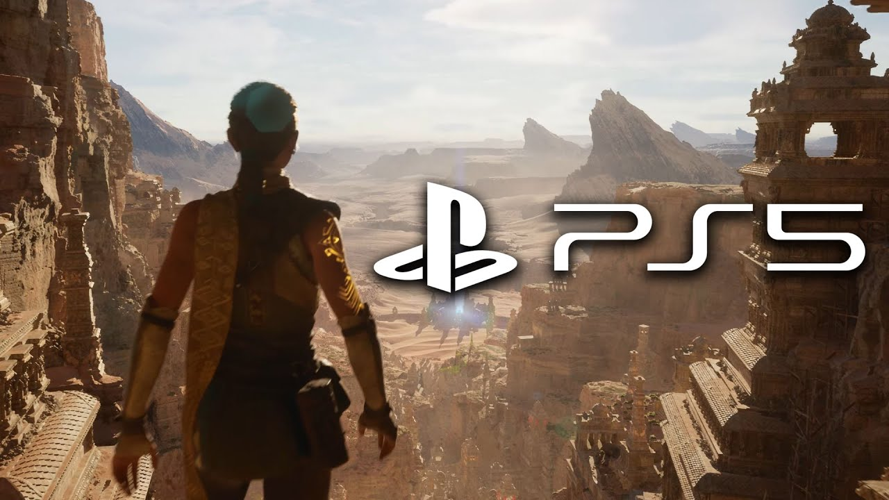 The first PS5 gameplay video has been released and it looks f@*#en mint