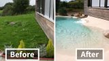 'Sand Pools' are the latest in backyard pool innovations