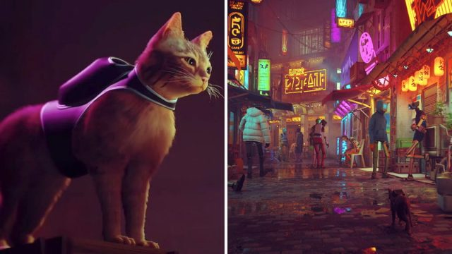Check out the new PS5 game that lets you be a mystery-solving cat living among robots