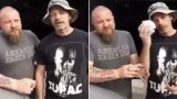Two veterans made this bloody legendary video in stand against racism