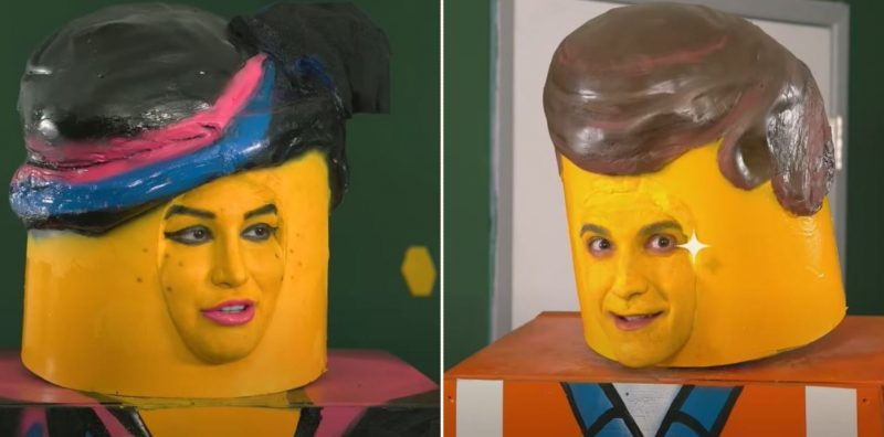 Live action LEGO p0rno is real and people are getting their blocks off