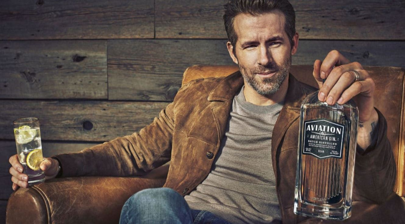 Ryan Reynolds' bloody gold out-of-office email after $845m deal