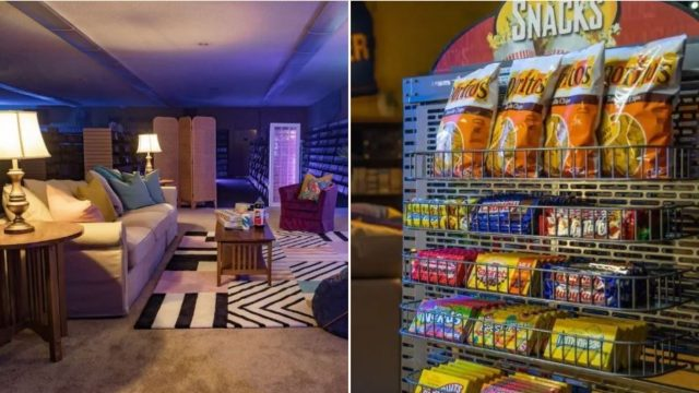 World's last Blockbuster is becoming Airbnb for the ultimate themed sleepover