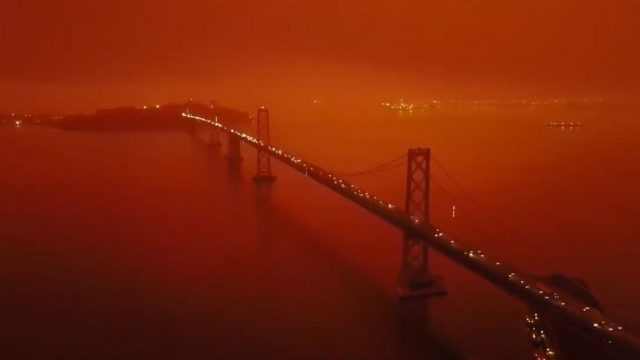 Footage of San Francisco set to Blade Runner Soundtrack draws world wide attn