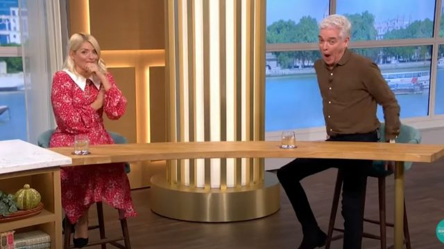 Nudist accidentally gives UK Breakfast viewers more sausage than they bargained for
