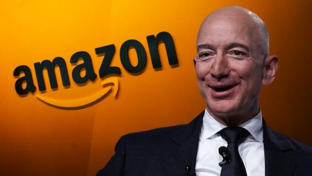 Jeff Bezos' first job advert for Amazon shows why he's the richest man alive