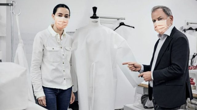 Luis Vuitton to release ridiculously high-priced PPE for rich people