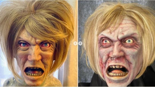 Artist is selling 'Karen' Halloween masks, calling them 'the real monsters of 2020'