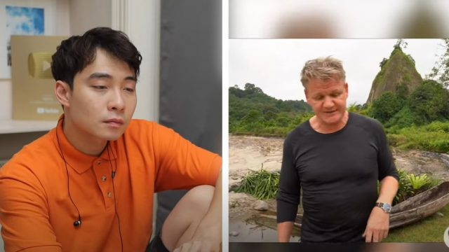 Uncle Roger reviews Gordon Ramsay's Egg-Fried Rice