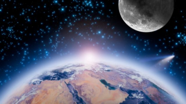 Earth to get second moon in October, completely man-made