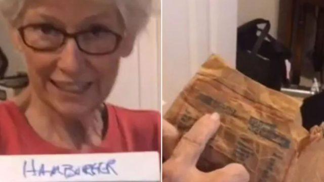 Grandma reveals unopened McDonalds meal kept in her cupboard from 1996