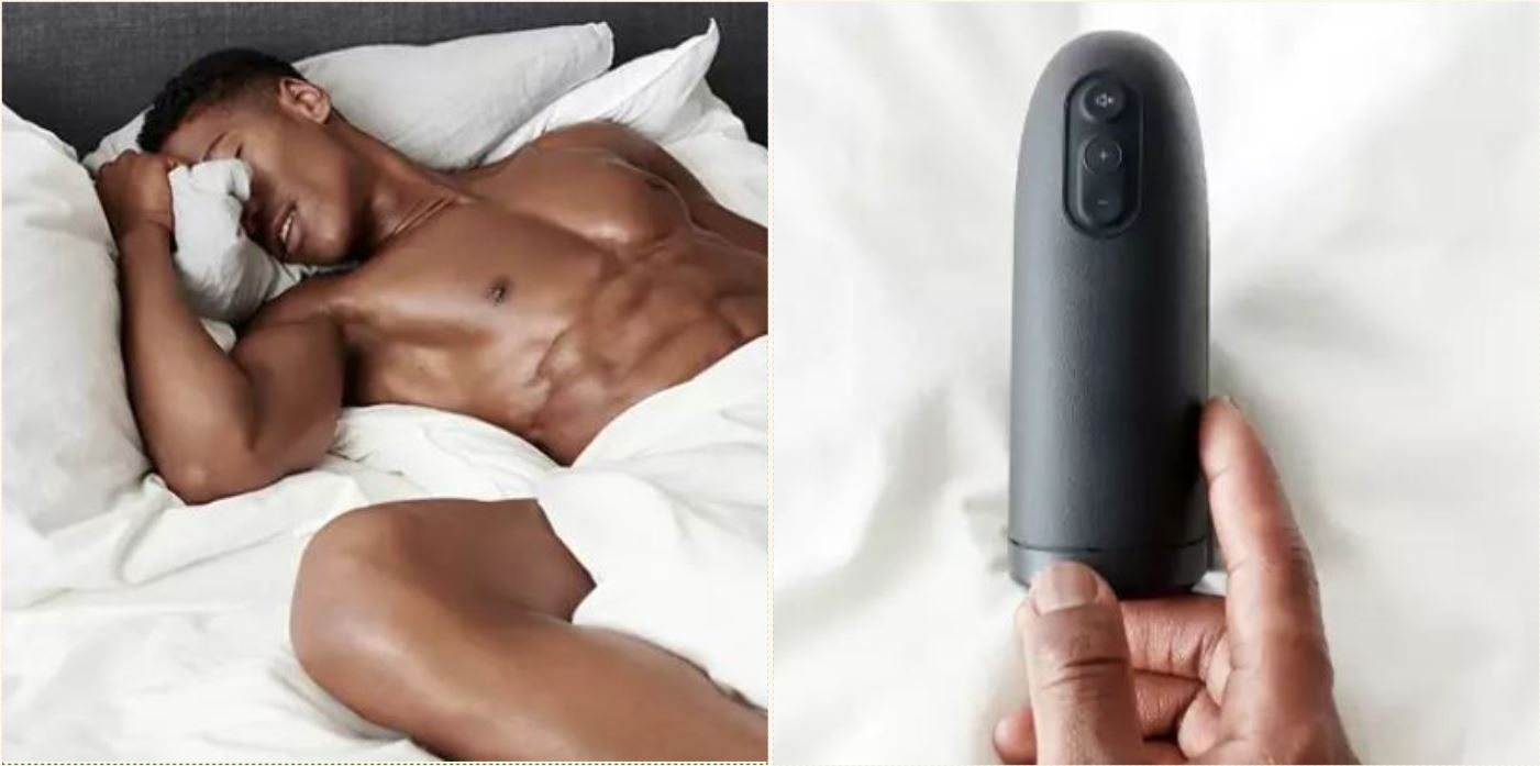 Adult toy company claims new device gives men a female orgasm