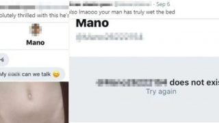 Sheila shuts down bloke's unsolicited dick pics with genius-level response
