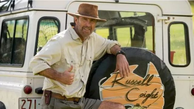 Girl survives lethal tiger-snake bite using Comedian Russell Coight's advice