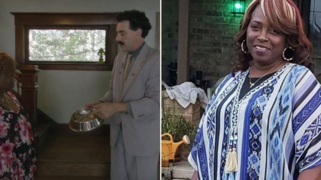 Borat fundraiser for film's grandmother has raised over $170,000 so far