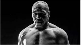 Mike Tyson looks absolutely jacked less than two weeks out from charity fight
