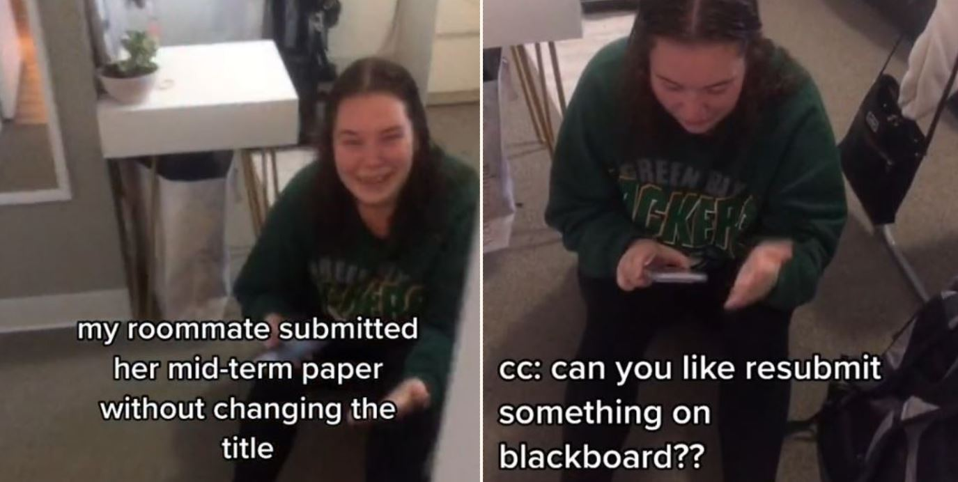 """Student left red-faced after submitting assignment with """"stupid f**ken"""" title"""
