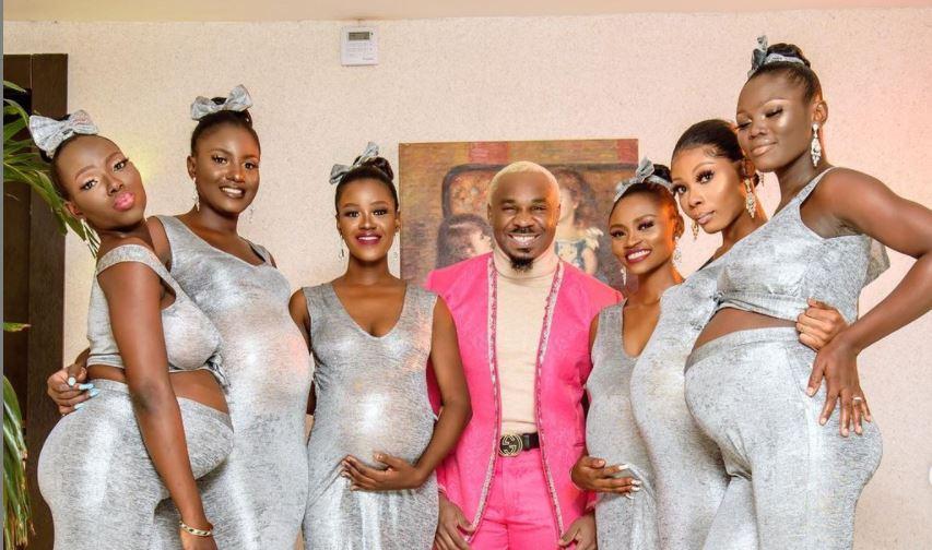 "Nigerian bloke ""impregnates six women at the same time"""