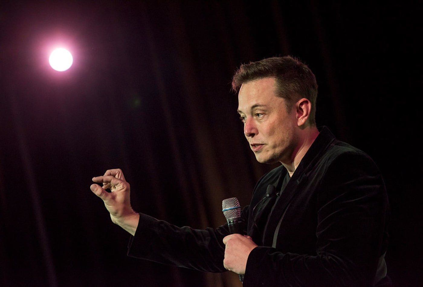 Elon Musk has detailed how humans will survive on Mars within our lifetime