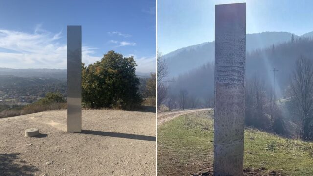 Mystery of monoliths popping up across the world may have been solved