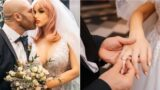 Bodybuilder marries sex doll in traditional marriage ceremony