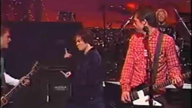 Unseen TV footage of Foo Fighters & Jack Black makes its way onto the internet!