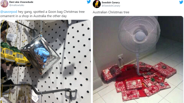 Christmas in Australia – summed up in a bunch of Tweets