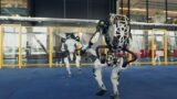 New Boston Dynamics' Robots dancing video has freaked Elon Musk out