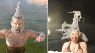 Here are the winners of Canada's annual hair-freezing contest!