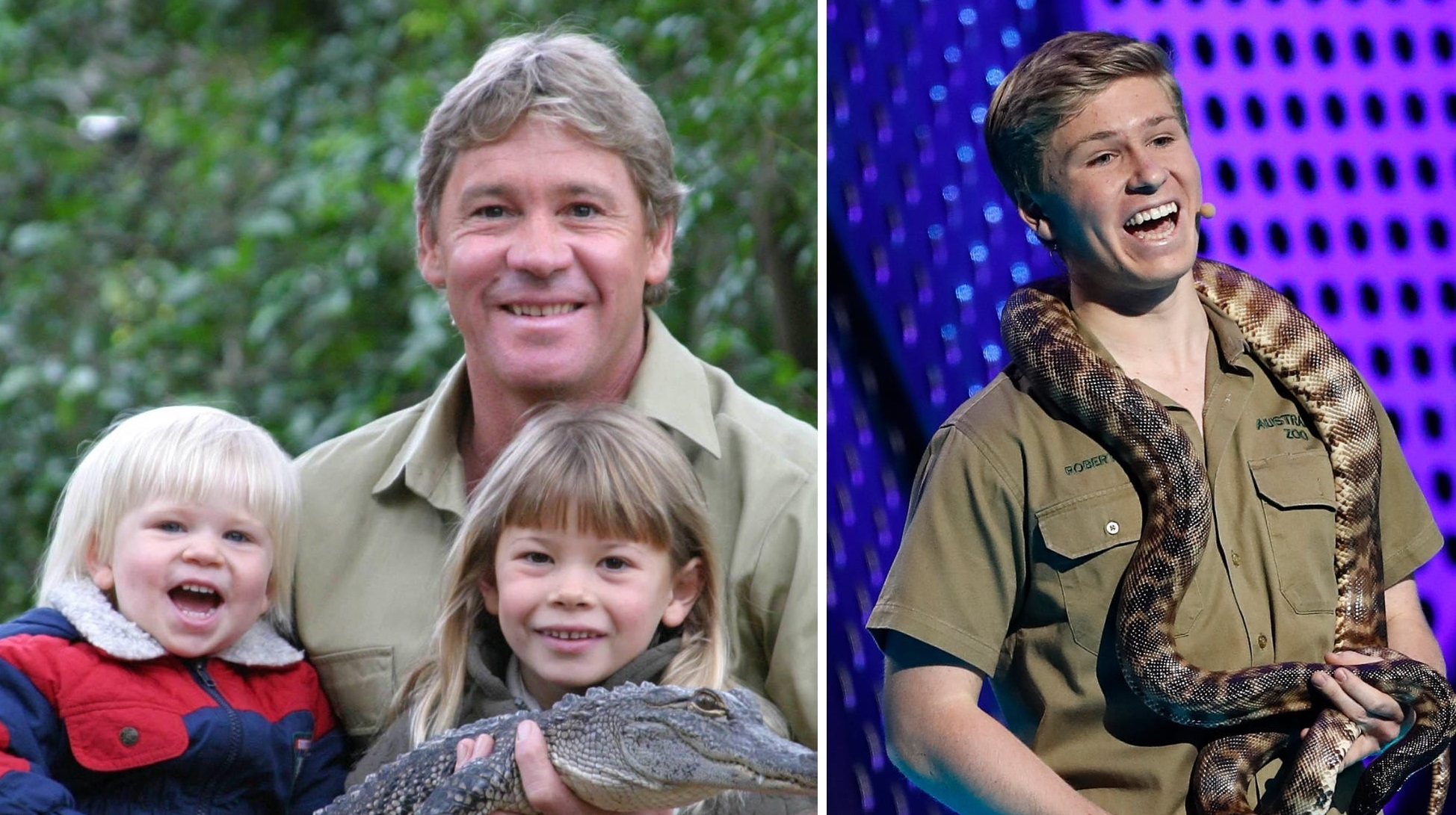 Steve Irwin's son is now a nature photographer and just won an award for his photo of raging bushfire