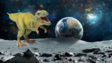 Scientists fair dinkum think there are dinosaurs remains on the moon